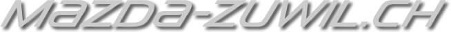 Mazda-Zuzwil / Wiaz AG Mobile Retina Logo