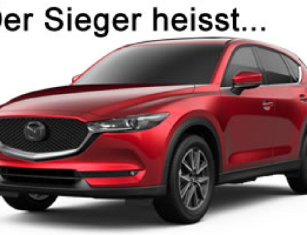 Design Trophy 2017 – 3x heisst der Sieger Mazda