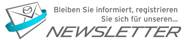 Newsletter Registrierung