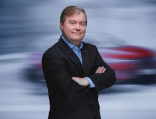 Interview mit Jeffrey H. Guyton, President & CEO Mazda Europe