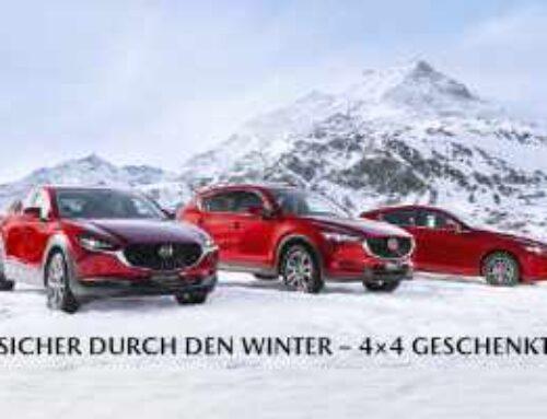SICHER DURCH DEN WINTER – 4×4 GESCHENKT!